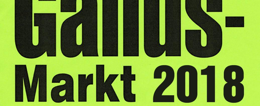 Gallusmarkt 2018