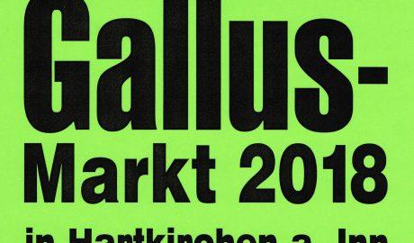 Gallusmarkt Hartkirchen