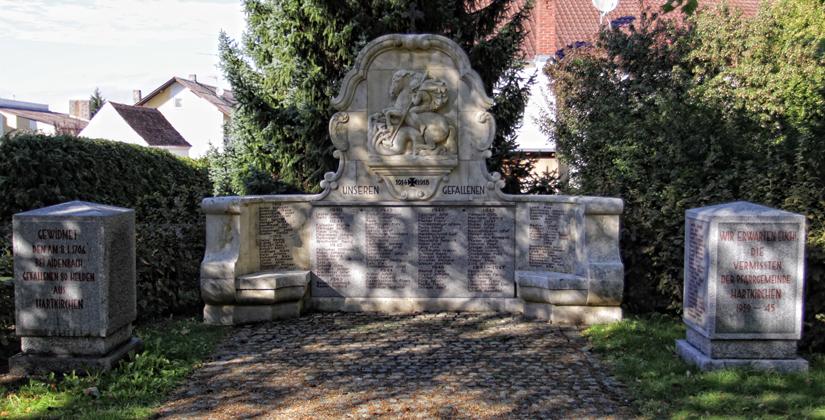 Kriegerdenkmal Hartkirchen